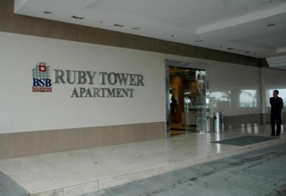 ruby-tower